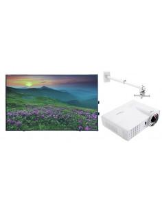 Pizarra Promethean AB10T78D+ Proyector Optoma X305ST + Soporte Vision Techmount TM-ST2