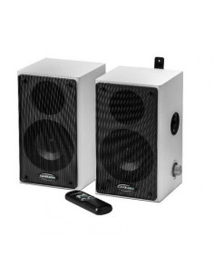 Altavoces Pared Activos Traulux 2x20W
