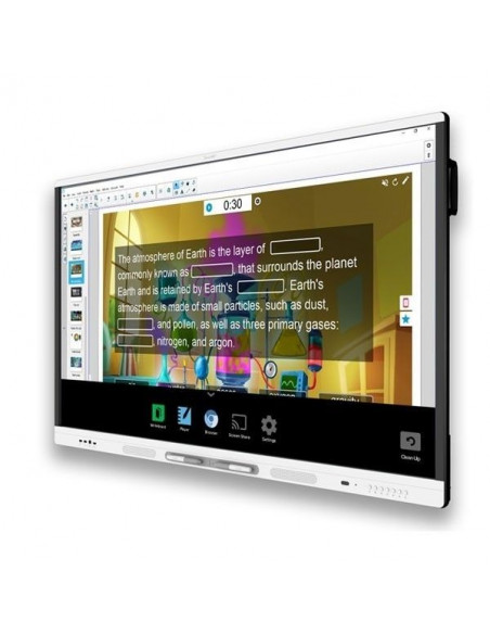 "PANTALLA INTERACTIVA SMART Board MX165 65"" 4K"