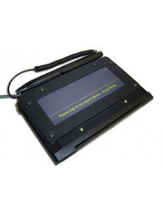 Tableta de captura de firma TOPAZ SIGLITE SLIM 1x5 SERIAL/USB T-S461-B/USB