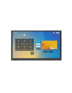 "Pantalla Táctil Newline RS Display Interactivo LED 75"" 4K 20 Toques, Android 8.0 (Soporte VESA incluido)"