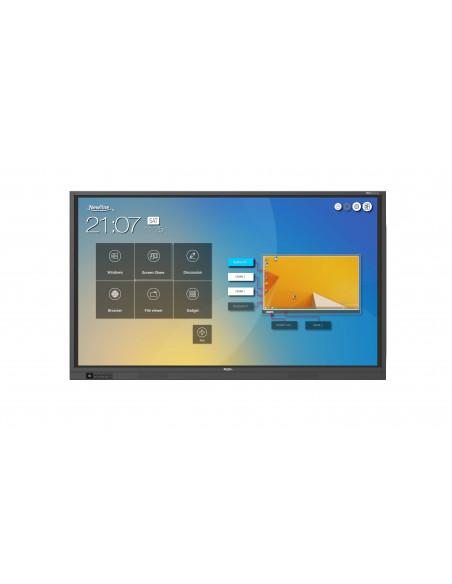 """Pantalla Táctil Newline RS Display Interactivo LED 75"""" 4K 20 Toques"""