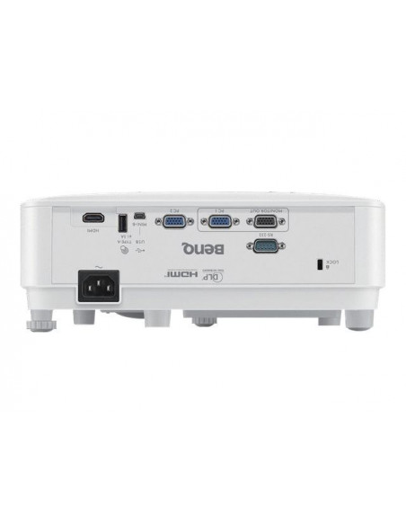 Aula Digital PDI IRN82 IQboard + Proyector BENQ MX808ST+ Soporte