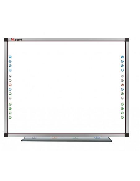 Aula Digital PDI IRN82 IQboard + Proyector Ultra corto NEC UM301X+ Soporte