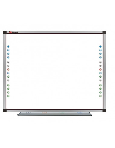 Bundle PDI IRN82 IQboard + Proyector BENQ MX806ST + Soporte Pared