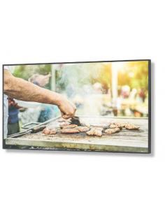 """NEC C551 139,7 cm (55"""") LED Full HD Pantalla plana para señalización digital Negro - Imagen 1"""