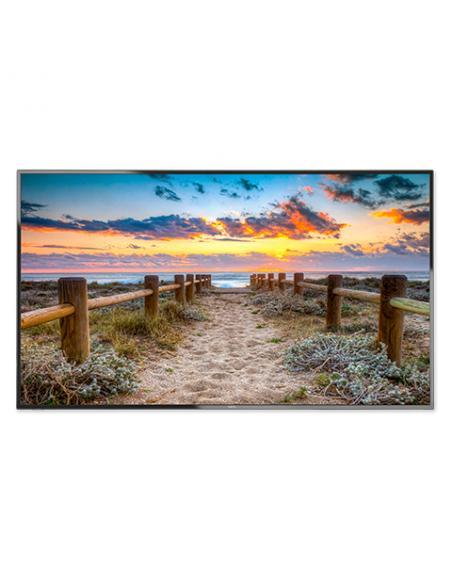 "NEC MultiSync E556 139,7 cm (55"") LED Full HD Pantalla plana para señalización digital Negro - Imagen 1"