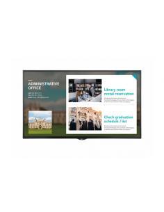 "LG 43SE3KE pantalla de señalización 109,2 cm (43"") LED Full HD Pantalla plana para señalización digital Negro - Imagen 1"
