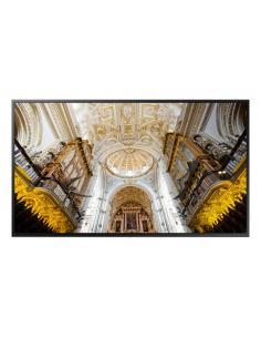 """Samsung LH75QMNEBGC pantalla de señalización 190,5 cm (75"""") 4K Ultra HD Negro - Imagen 1"""