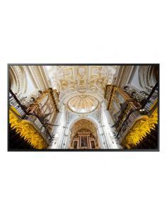 "Samsung LH55QBNEBGC/EN 139,7 cm (55"") 4K Ultra HD Pantalla plana para señalización digital Negro - Imagen 1"