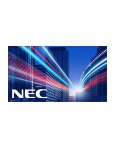 "NEC MultiSync X554UNV-2 139,7 cm (55"") LCD Full HD Pared de vídeo Negro - Imagen 1"