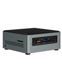 Intel NUC NUC6CAYSAJ Intel® Celeron® J3455 2 GB DDR3L-SDRAM 32 GB eMMC Negro, Gris Mini PC - Imagen 1