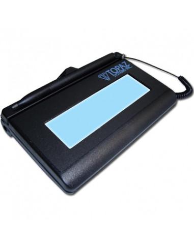 Tableta de captura de firma con LCD...