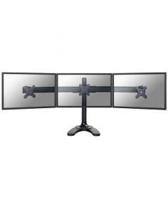 "Newstar FPMA-D700DD3 soporte de mesa para pantalla plana 68,6 cm (27"") Negro - Imagen 1"