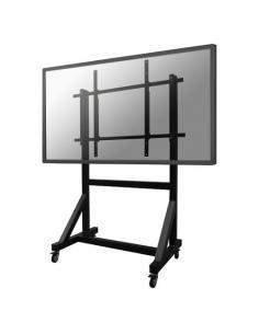 "Newstar PLASMA-M3000E soporte de pie para pantalla plana 2,54 m (100"") Soporte de suelo con ruedas para pantalla plana Negro - I"
