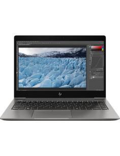 """HP ZBook 14u G6 Plata Estación de trabajo móvil 35,6 cm (14"""") 1920 x 1080 Pixeles 8ª generación de procesadores Intel® Core™ i7"""