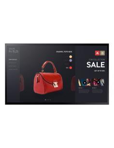 """Samsung LH55PMFXTBC pantalla de señalización 139,7 cm (55"""") LED Full HD Pantalla táctil Pantalla plana para señalización digital"""