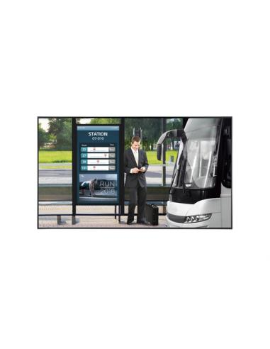 """LG 55XF3E pantalla de señalización 139,7 cm (55"""") LCD Full HD Pantalla plana para señalización digital Negro - Imagen 1"""