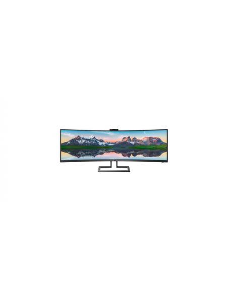 Philips Brilliance Pantalla LCD curva 32:9 SuperWide 499P9H/00 - Imagen 7