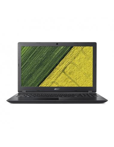 """Acer Aspire 3 A315-51 Negro Portátil 39,6 cm (15.6"""") 1366 x 768 Pixeles 7ª generación de procesadores Intel® Core™ i3 i3-7020U 4"""