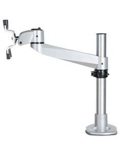 """StarTech.com ARMPIVOTB2 soporte de mesa para pantalla plana 76,2 cm (30"""") Plata - Imagen 1"""