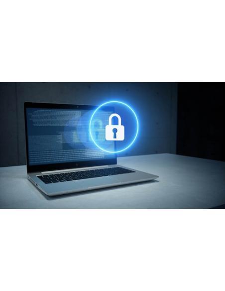 """HP EliteBook 840 G6 Plata Portátil 35,6 cm (14"""") 1920 x 1080 Pixeles 8ª generación de procesadores Intel® Core™ i5 i5-8265U 8 GB"""