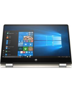 """HP Pavilion x360 14-dh0008ns Oro Híbrido (2-en-1) 35,6 cm (14"""") 1920 x 1080 Pixeles Pantalla táctil 8ª generación de procesadore"""