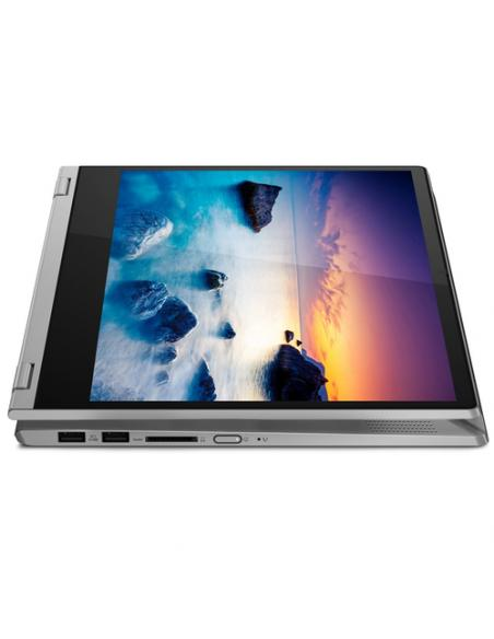 "Lenovo IdeaPad C340 Platino Híbrido (2-en-1) 35,6 cm (14"") 1920 x 1080 Pixeles Pantalla táctil 10th gen Intel® Core™ i5 8 GB DDR"