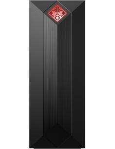 HP OMEN 875-0059ns 9na generación de procesadores Intel® Core™ i7 i7-9700F 16 GB DDR4-SDRAM 2512 GB HDD+SSD Negro Torre PC - Ima