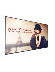 "Philips 65BDL4150D 163,8 cm (64.5"") 4K Ultra HD Pantalla plana para señalización digital Negro - Imagen 1"