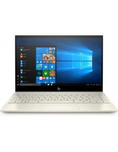 """HP ENVY 13-aq1001ns Oro Portátil 33,8 cm (13.3"""") 1920 x 1080 Pixeles Intel® Core™ i7 de 10ma Generación 16 GB DDR4-SDRAM 512 GB"""