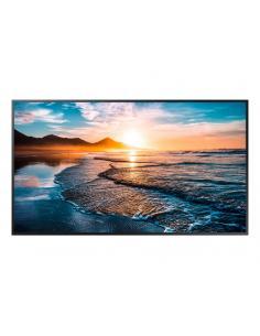 "Samsung QH75R 190,5 cm (75"") 4K Ultra HD Pantalla plana para señalización digital Negro - Imagen 1"