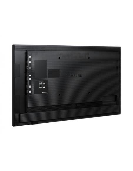 "Samsung QM32R 81,3 cm (32"") Full HD Pared de vídeo Negro Procesador incorporado Tizen 4.0 - Imagen 3"