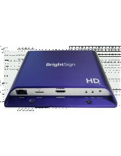 Reproductor para señalización digital BrightSign HD224