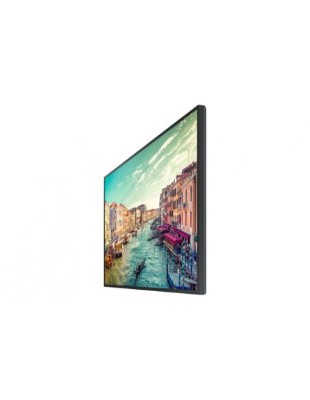 "Samsung QM43R 108 cm (42.5"") LED 4K Ultra HD Pantalla plana para señalización digital Negro Tizen 4.0 - Imagen 2"