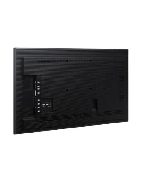 "Samsung QM43R 108 cm (42.5"") LED 4K Ultra HD Pantalla plana para señalización digital Negro Tizen 4.0 - Imagen 3"