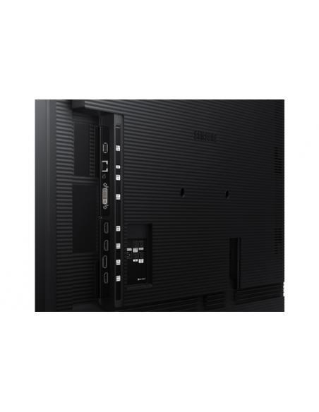 "Samsung QM43R 108 cm (42.5"") LED 4K Ultra HD Pantalla plana para señalización digital Negro Tizen 4.0 - Imagen 7"