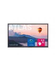 "(Promoción Especial) Monitor Interactivo Newline serie Atlas 86"" 4K Android 8.0"