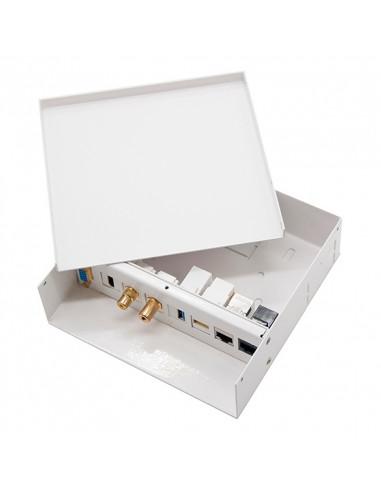 Caja conexiones Multimedia sin cables...