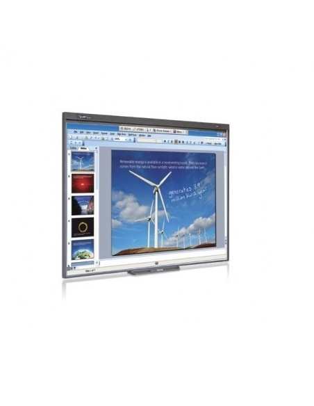 "Pizarra digital de 77"" Smart Board M480"