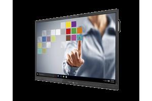 Pantallas y monitores interactivos